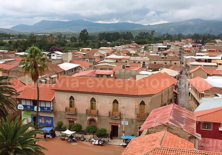 Valle Alto, Tarata