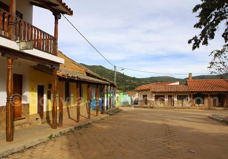 Village de Samaipata
