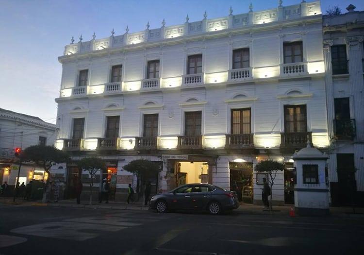 Musée del Tesoro, Sucre, Bolivie