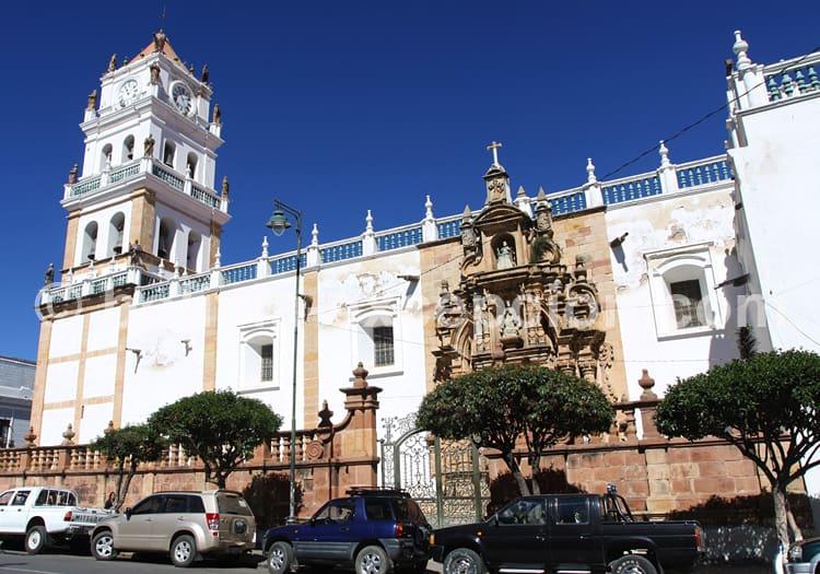 Basílica Menor de Nuestra Señora de Guadalupe, Sucre