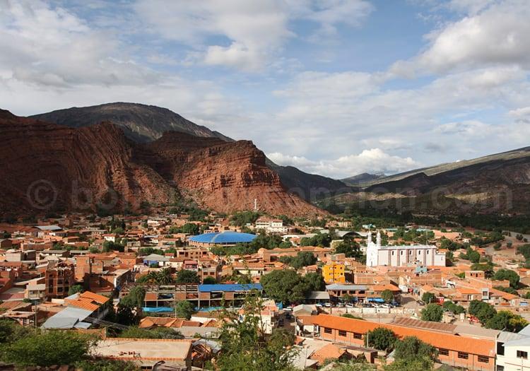 Camargo, vallée de Los Cintis