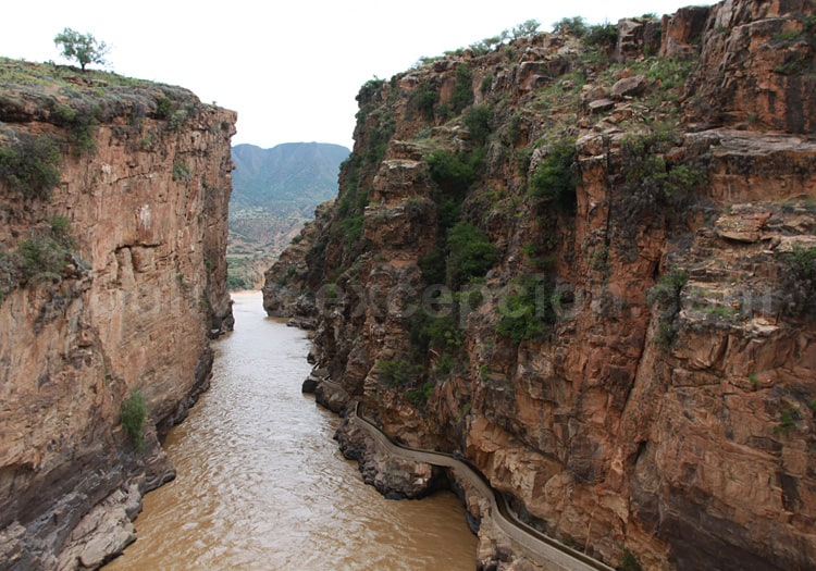 Canyon de La Angostura, Tarija