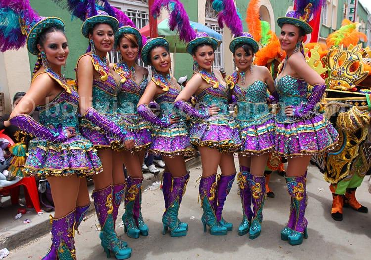 Oruro, le plus beau carnaval d'Amérique du Sud