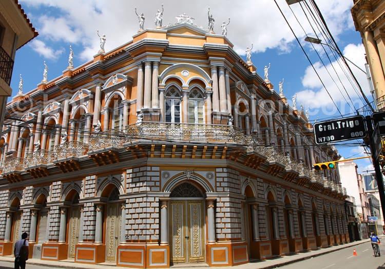 Casa Dorada, Tarija