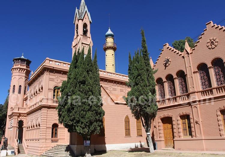 Castillo de La Glorieta, Sucre