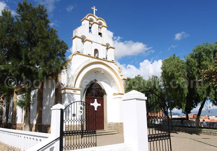 Chapelle Lomas de San Juan, Tarija