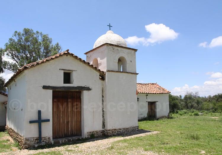 Chapelle La Merced de Lajas