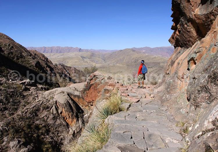 Chemin préhispanique Chataquila - Chaunaca