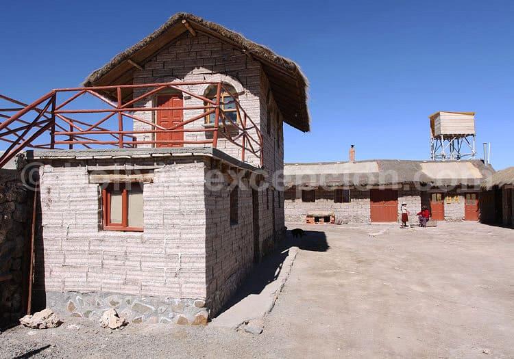 Maisons en sel de Colchani