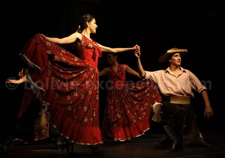 Danse chacarera