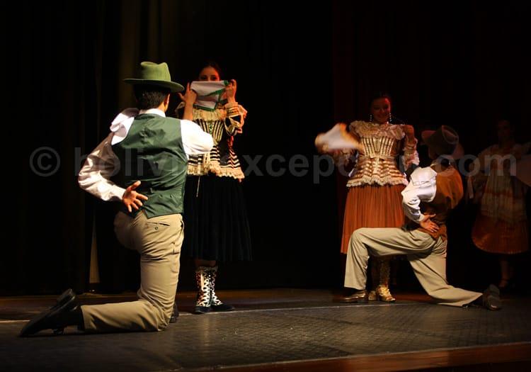 Danse Cueca paceña