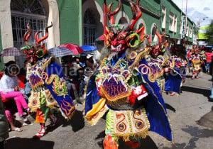 Danse diablada, carnaval de Oruro