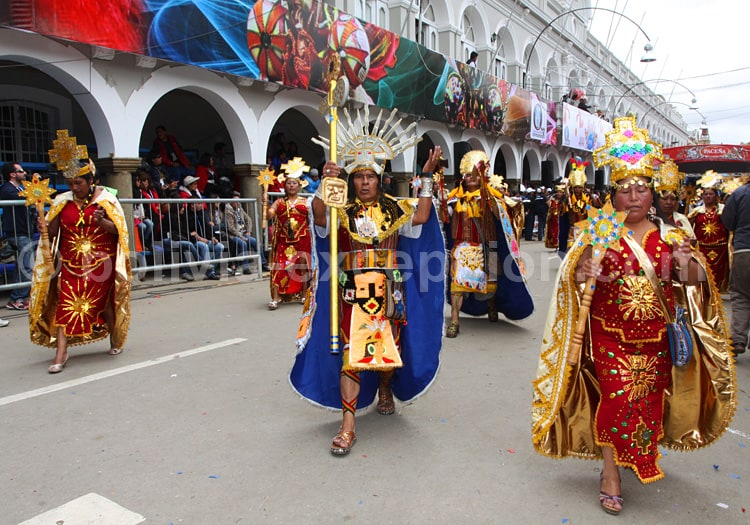 Danse Incas