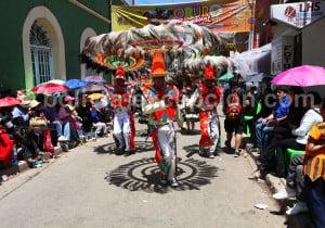 Danse suri sicuri carnaval de Oruro