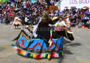 Danse waca tokoris, carnaval de Oruro