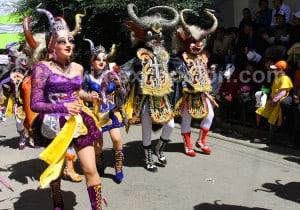 Les 7 mouvements de la danse Diablada