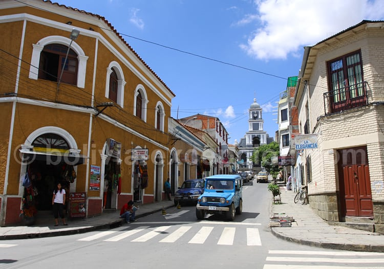 Eglise San Roque, Tarija