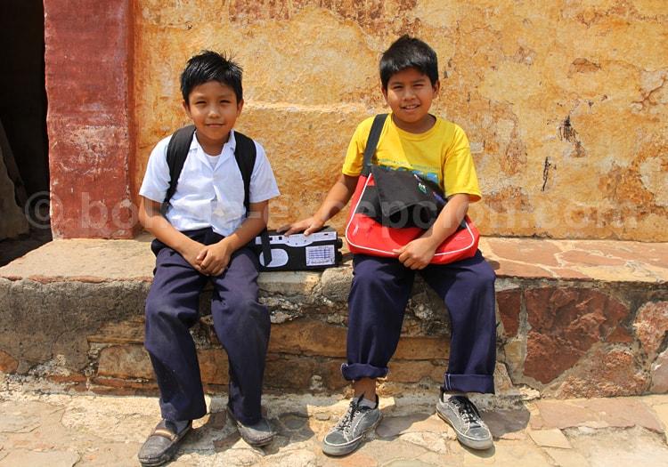 La communauté chiquitos de Bolivie