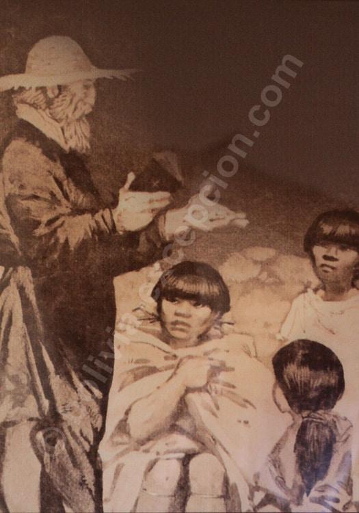 L'évangélisation des populations indigènes de Bolivie