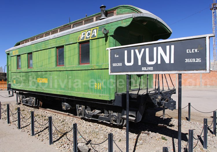 Comment se rendre à Uyuni