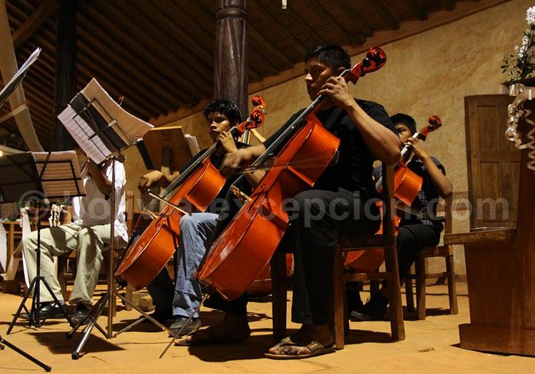 Festival international de musique baroque et renaissance, Santa Cruz, Bolivie