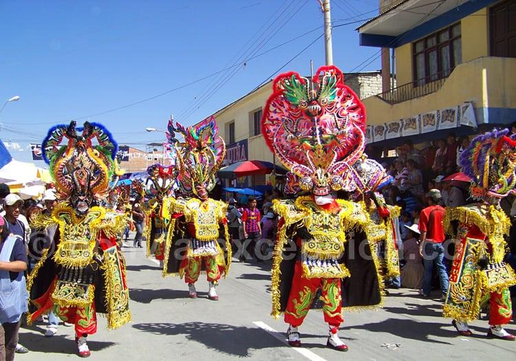 Fête de la Vierge, Quillacollo, Cochabamba