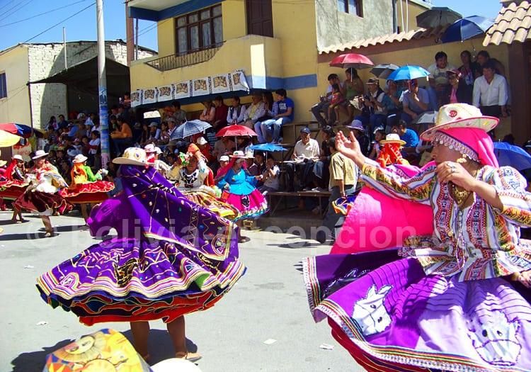 Fête de la Vierge Urkupiña