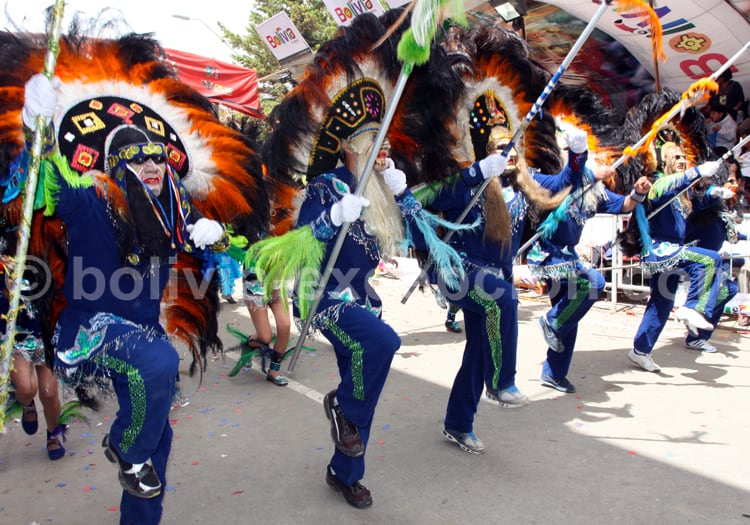 Fiesta Grande, San Ignacio de Moxos