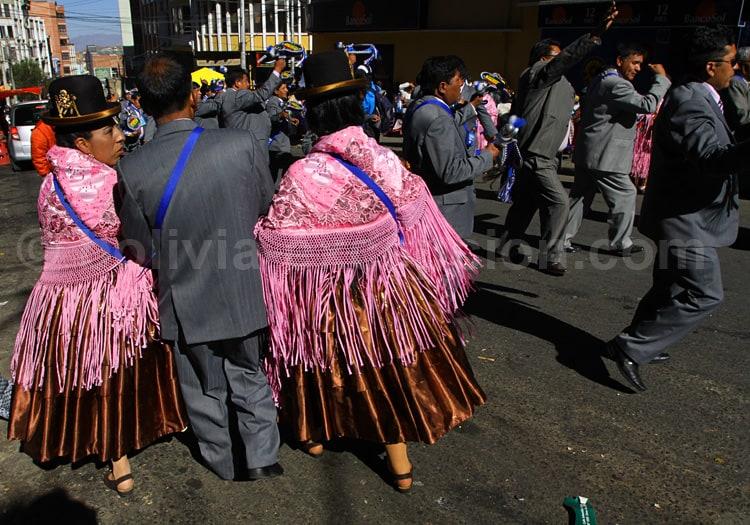 Fête du Seigneur du Grand Pouvoir, La Paz