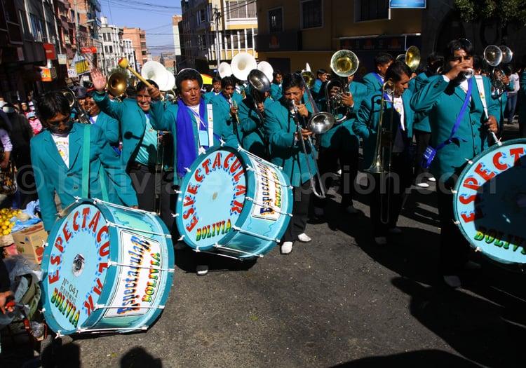 Fiesta del Gran Poder, La Paz