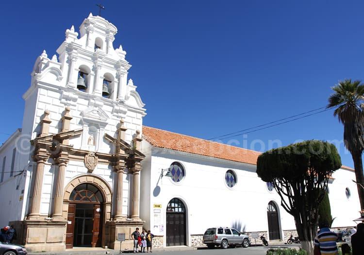 Hôpital de Santa Barbara, Sucre