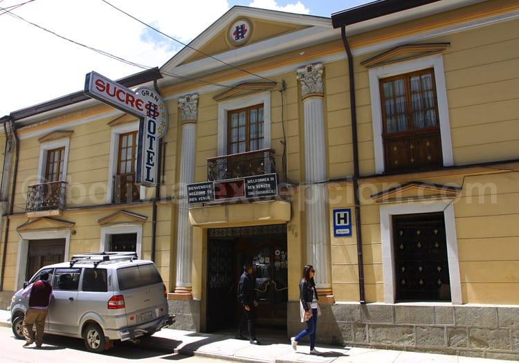 Gran Hotel Sucre, Oruro