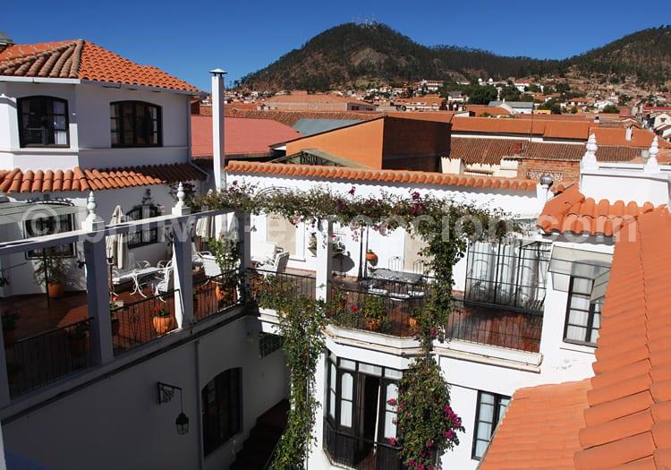 Hotel de Su Merced, Sucre