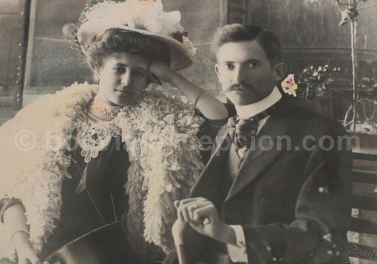 Famille de la bodega del Abuelo, Uriondo, Tarija
