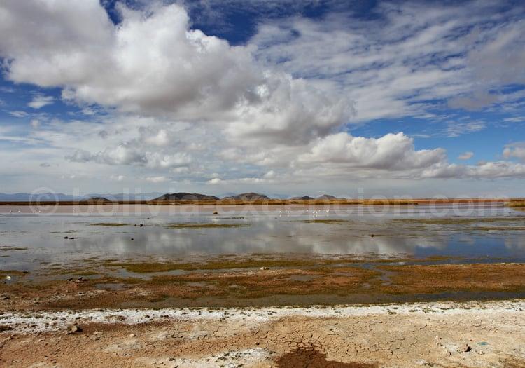 Lac Poopó, Oruro