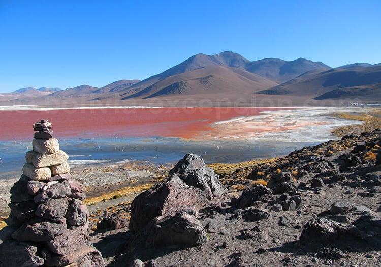 Laguna Colorada, site Ramsar