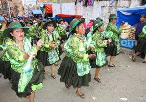 Danse llamerada des vallées inter-andines