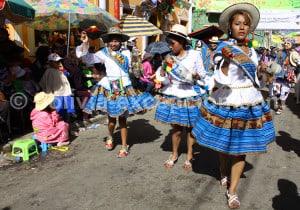 Llamerada, danse d'origine quechua et aymara
