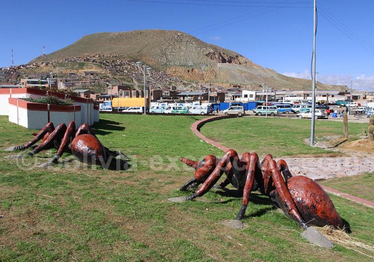 Los Arenales, Oruro