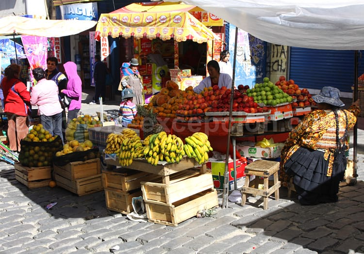 L'économie de la Bolivie