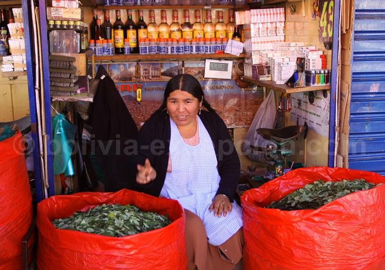 Mercado de los campecinos, Sucre