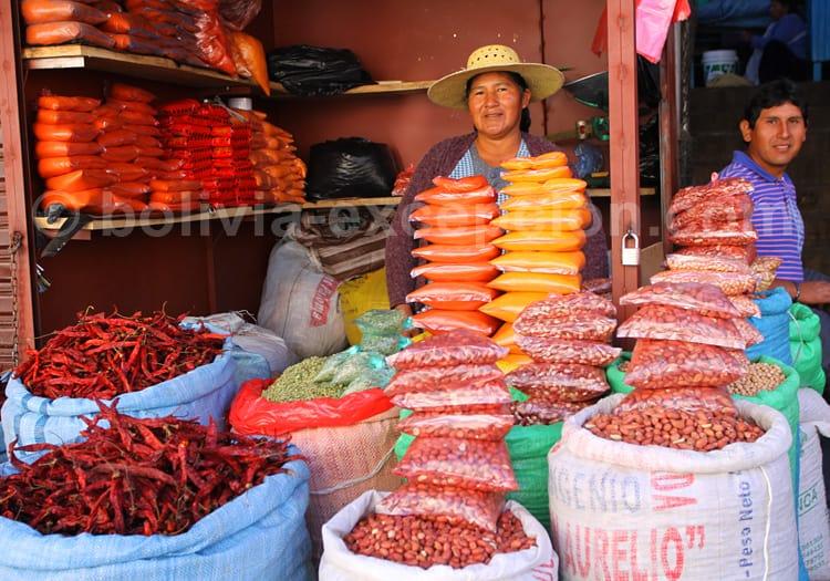 Mercados de Frutas de Sucre