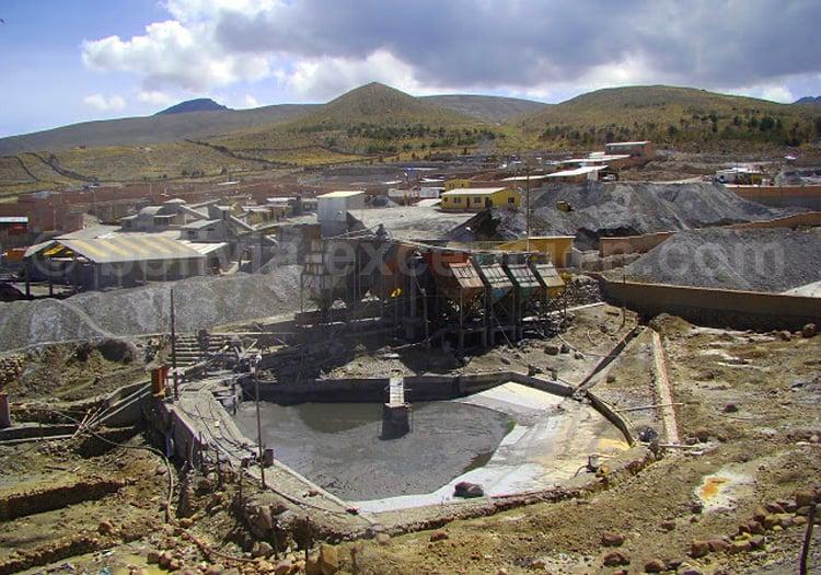 Exploitation minière de Potosi