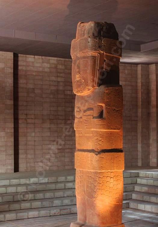 Monolithe Bennett, Tiwanaku