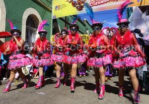 La Morenada, danse de l'époque coloniale