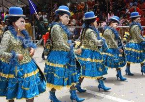 Carnaval de Oruro, célèbre carnaval Latino-américain