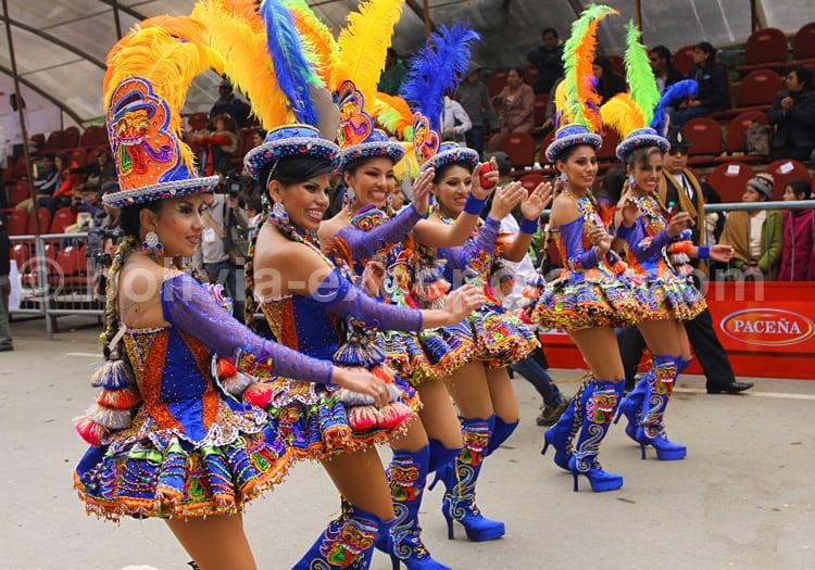 Danseuses Morenada