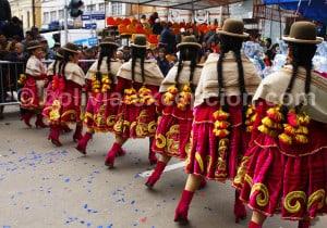 Morenada au Carnaval d'Oruro