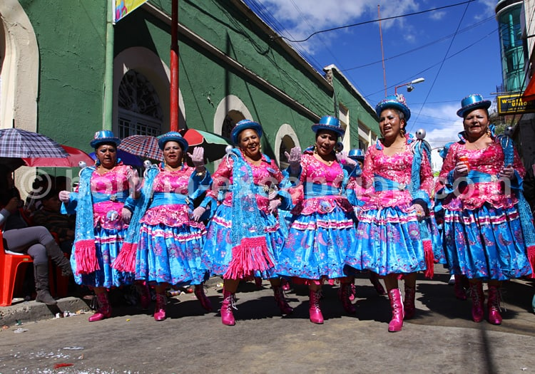 La Morenada, danse traditionnelle du Pérou et de Bolivie