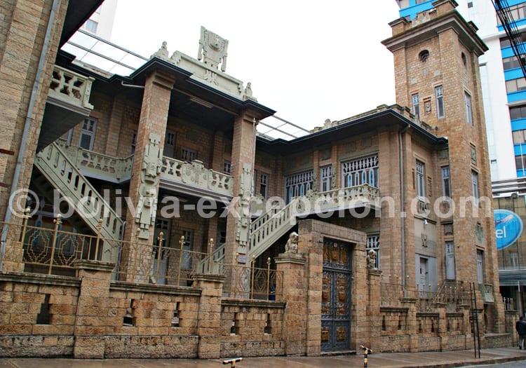 Musée national d'archéologie, La Paz